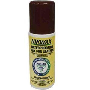 Nikwax Waterproofing Wax for Leather Liquid - Brown