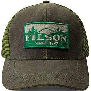 Filson Men's Logger Mesh Cap - Otter Green