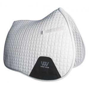 Woof Wear Colour Fusion A/P Saddle Pad - White