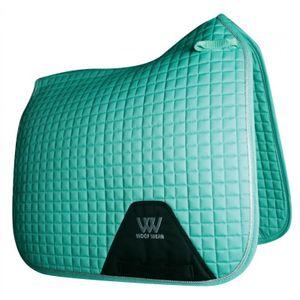 Woof Wear Colour Fusion Dressage Saddle Pad - Mint