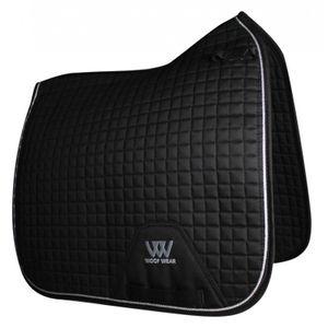 Woof Wear Colour Fusion Dressage Saddle Pad - Black
