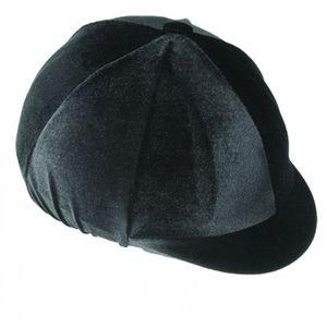 Troxel Velvet Helmet Cover - Black