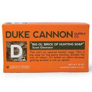 Duke Cannon Brick of Soap - Hunting