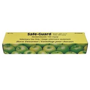 Safe Guard (Fenbendazole) Dewormer