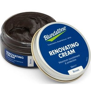 Blundstone Renovating Cream 50ml - Brown