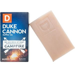 Duke Cannon Men's Brick of Soap - Campfire