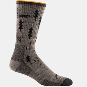 Darn Tough Men's ABC Boot Socks - Taupe