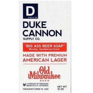 Duke Cannon Men's Beer Soap