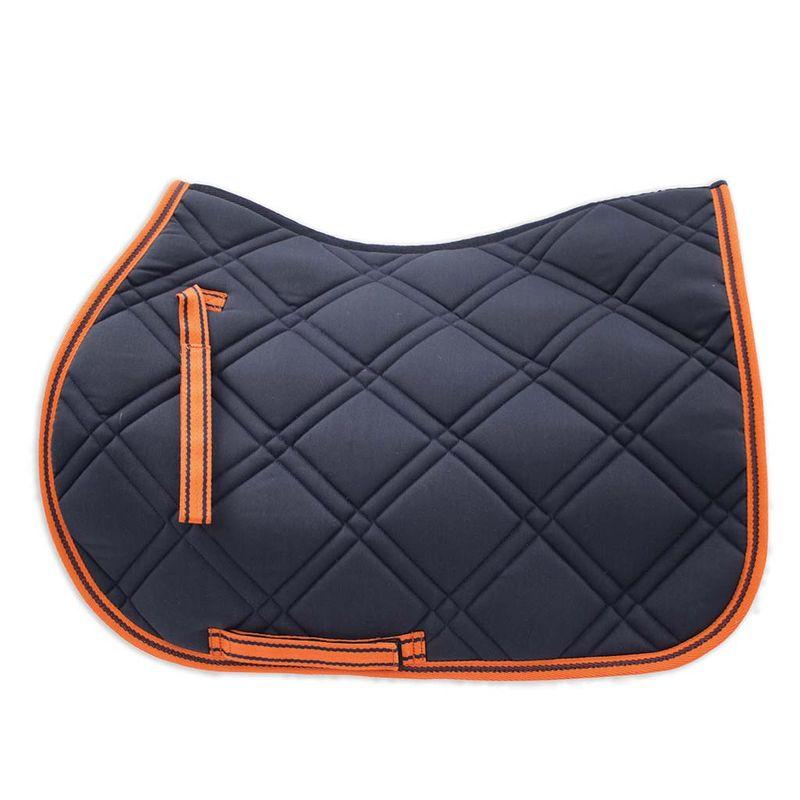 Loveson-A-P-Saddle-Pad---Navy-Orange-15857