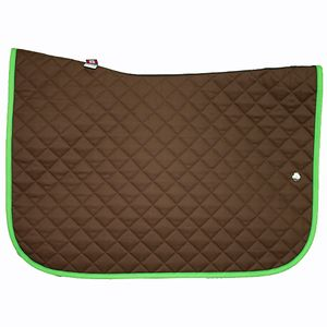 Ogilvy Jumper BabyPad -Chocolate/Lime Green