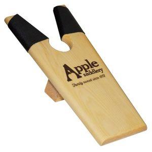 Apple Saddlery Wooden Boot Jack
