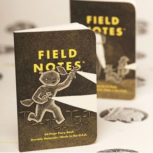 Field Notes Haxley Story & Sketch Book - 2-Pack