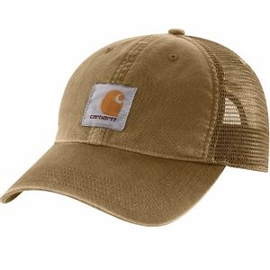 Carhartt Men's Buffalo Cap - Dark Khaki