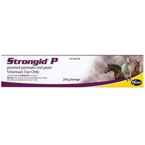 Strongid P (Pyrantel Pamoate) Dewormer (Equine use only)