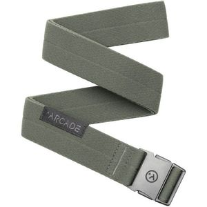 Arcade Ranger Slim Belt - Ivy Green