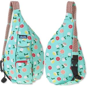 Kavu Rope Bag - Citrus Grove