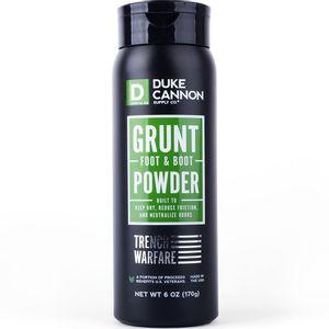 Duke Cannon Grunt Foot & Boot Powder