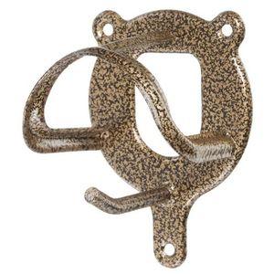 Tough 1 Hammered Finish Bridle Bracket - Bronze