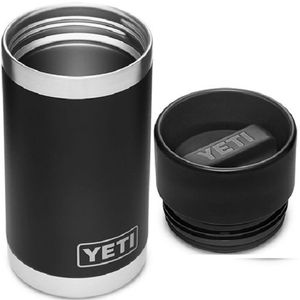 Yeti Rambler 12oz Bottle - Black