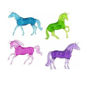 Breyer Stablemates Glitter Unicorn Gift Set
