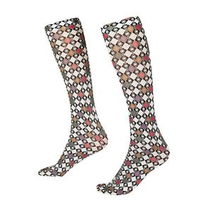 Kerrits Women's Riding Boot Sock - Poppy Deco Bits