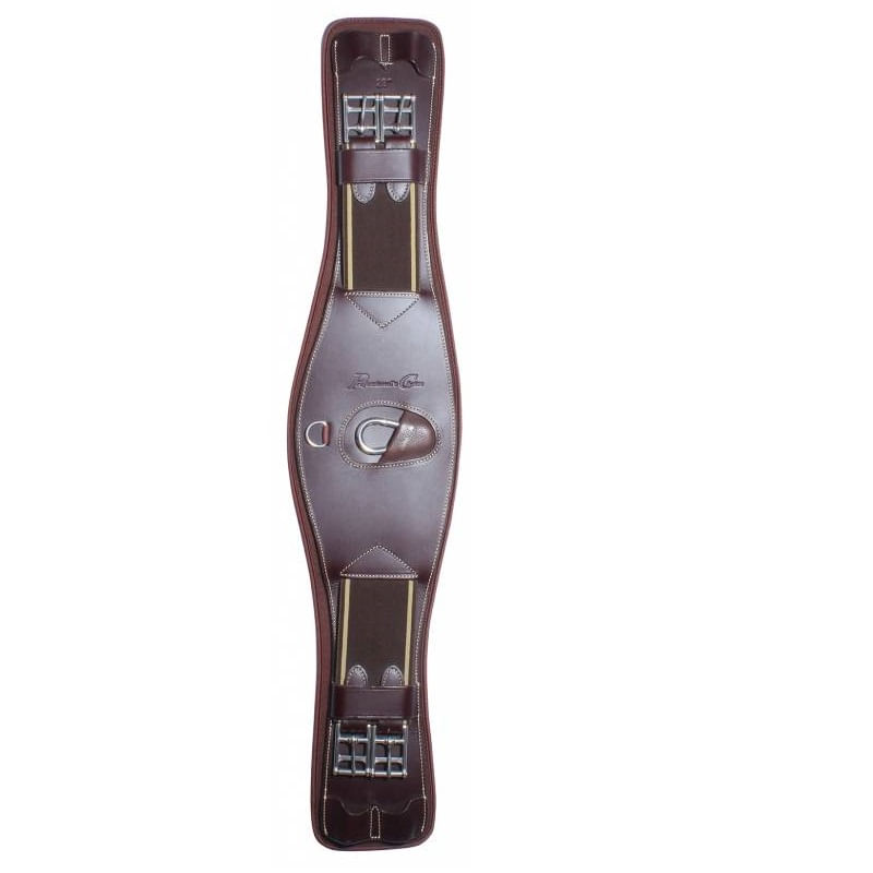 Professional-s-Choice-VenTech-Monoflap-Leather-Girth---Brown-236216