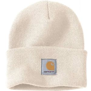 Carhartt Men's Acrylic Watch Hat - Winter White
