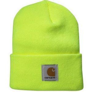 Carhartt Acrylic Watch Hat - Bright Lime