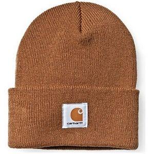 Carhartt Acrylic Watch Hat - Brown