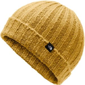 The North Face Unisex Chunky Rib Beanie - Golden Spice