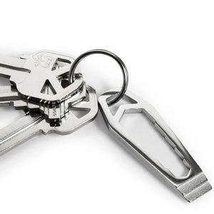 Keysmart NanoWrench - Stainless Steel