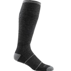 Darn Tough Men's Paul Bunyan Over The Calf Socks - Gravel