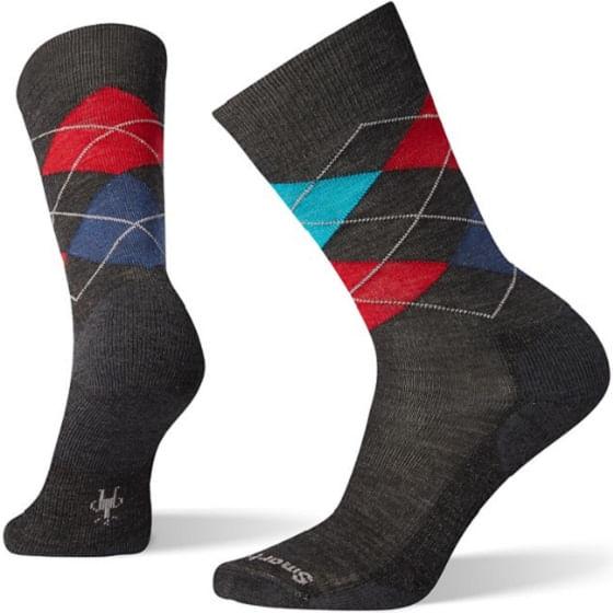 Smartwool-Men-s-Diamond-Jim-Socks---Charcoal-237384