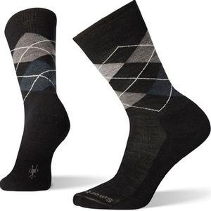 Smartwool Men's Diamond Jim Socks - Black/Charcoal