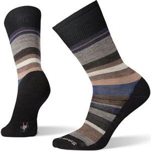 Smartwool Men's Saturnsphere Socks - Black/Deep Navy