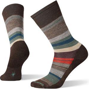 Smartwool Men's Saturnsphere Socks -Chestnut Pine Gray