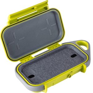 Pelican G40 Personal Utility Go Case - Lime/Gray