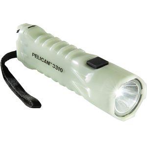 Pelican 3319PL LED Photolumine Flashlight
