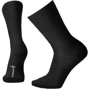 Smartwool Women's Texture Crew Socks - Black