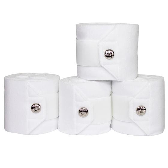 Ogilvy-Fleece-Polo-Wraps-with-Logo-Studs---White-26890