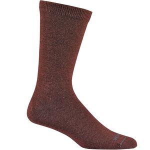 Wigwam Men's Silken Socks - Merlot