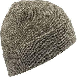 Wigwam Men's Oslo Cap - Grey Twist