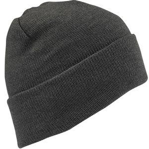Wigwam Men's Oslo Cap - Medium Grey Heather
