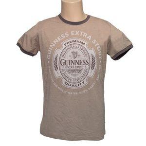Guinness Men's Extra Stout T-Shirt - Beige
