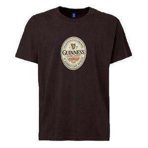 Guinness Women's St James Gate T-Shirt - Brown