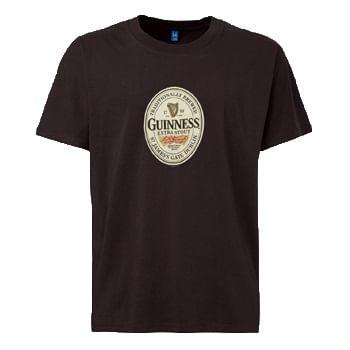 Guinness-Women-s-St-James-Gate-T-Shirt---Brown-186827