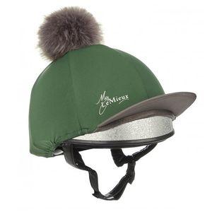 My LeMieux Hat Silk - Hunter Green