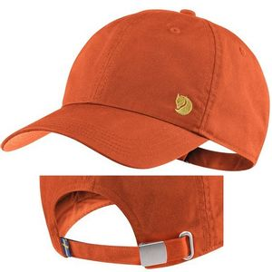 Fjallraven Unisex Bergtagen Cap - Hokkaido Orange
