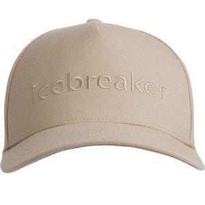 Icebreaker Unisex Icebreaker Logo Hat - British Tan