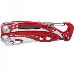 Leatherman Skeletool 7-in-1 Multi-Tool - Red